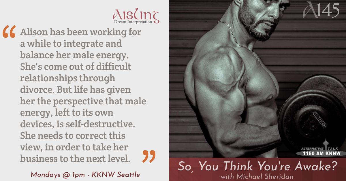 Integrating & Balancing Male Energy