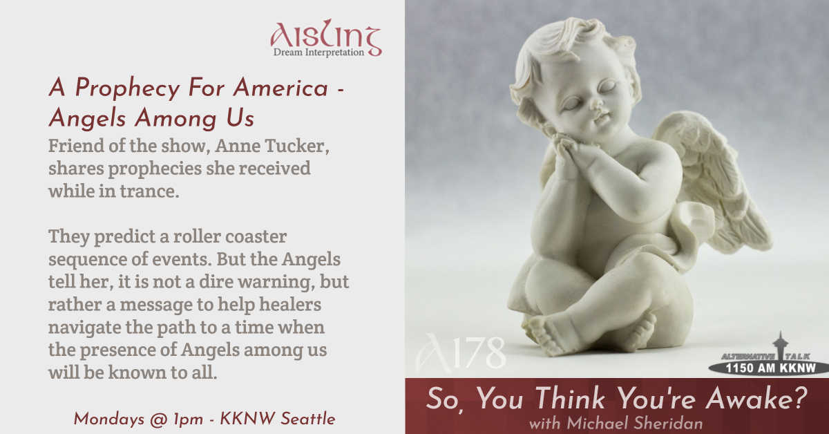 A Prophecy For America - Angels Among Us