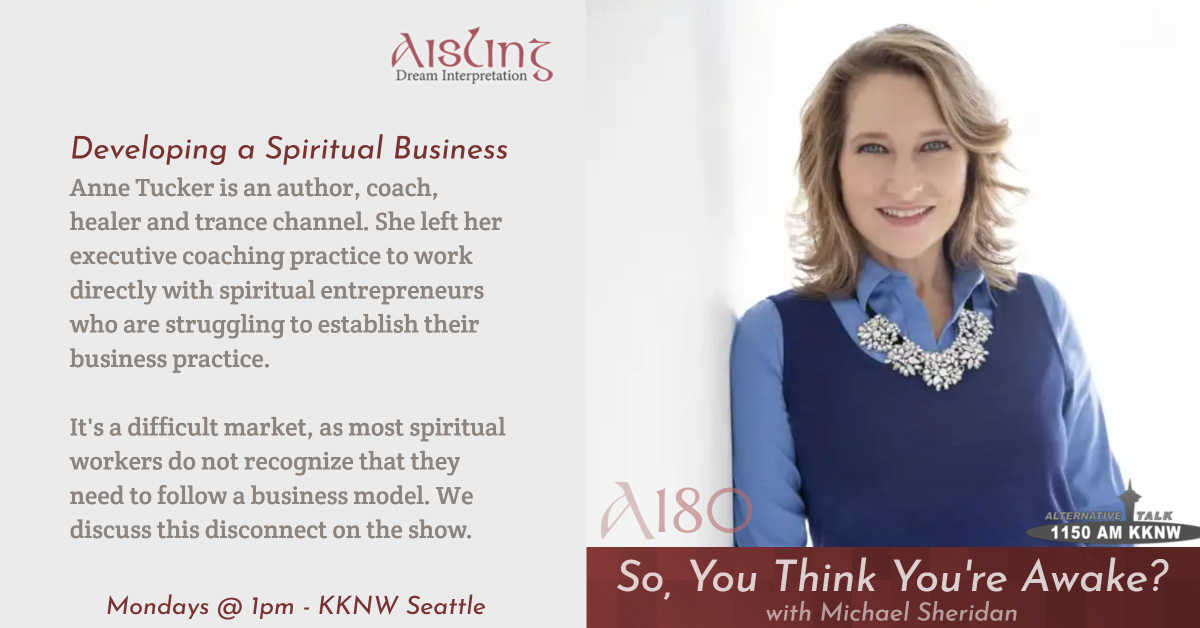 Developing A Spiritual Business